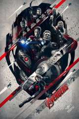 Avengers: Age of Ultron poster 5