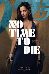 No Time to Die poster 3