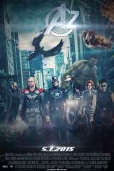 Avengers: Age of Ultron poster 31