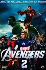 Avengers: Age of Ultron poster 30