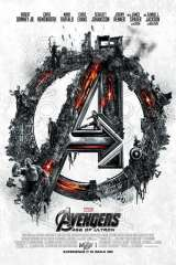 Avengers: Age of Ultron poster 4
