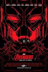 Avengers: Age of Ultron poster 3