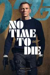 No Time to Die poster 2