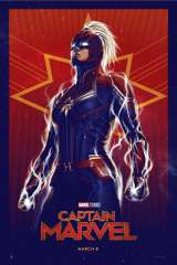 Captain Marvel poster 5