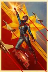 Captain Marvel poster 18