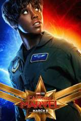 Captain Marvel poster 14