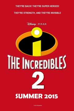 The Incredibles 2 (2019)