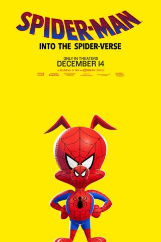 Spider Man Into The Spider Verse 2018 Superhero Movies