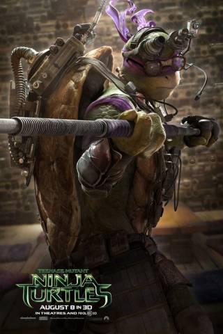 Teenage Mutant Ninja Turtles 2014 Superhero Movies