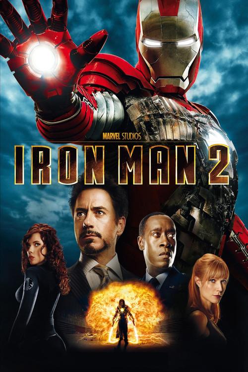 Iron Man 2 (2010) post... Robert Downey Jr