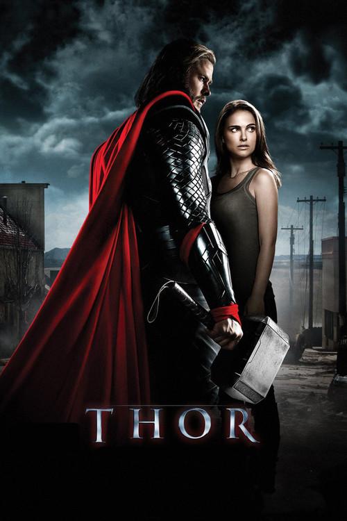 Thor (2011) posters - Superhero Movies