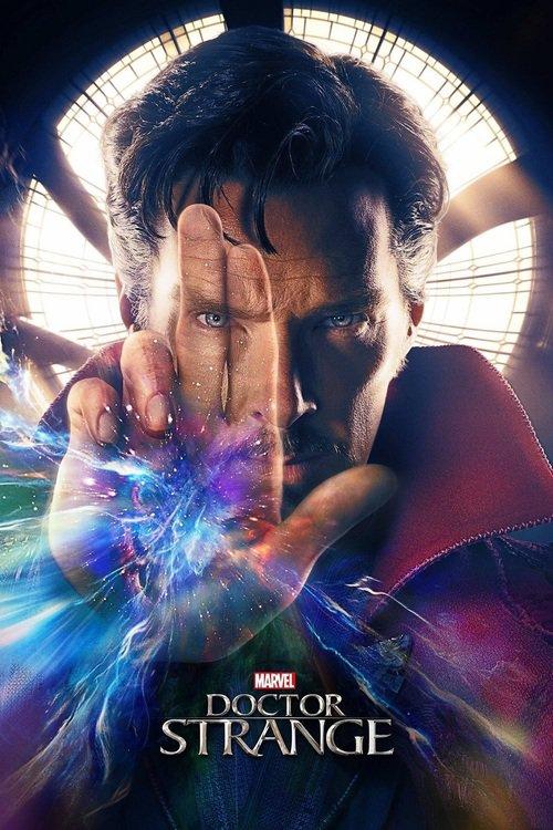 doctor strange 2016 posters superhero movies