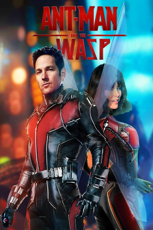 Ant Man And The Wasp 2018 Posters Superhero Movies