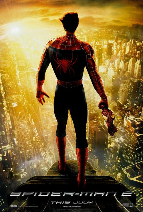 Spider-Man 2 (2004) posters - Superhero Movies