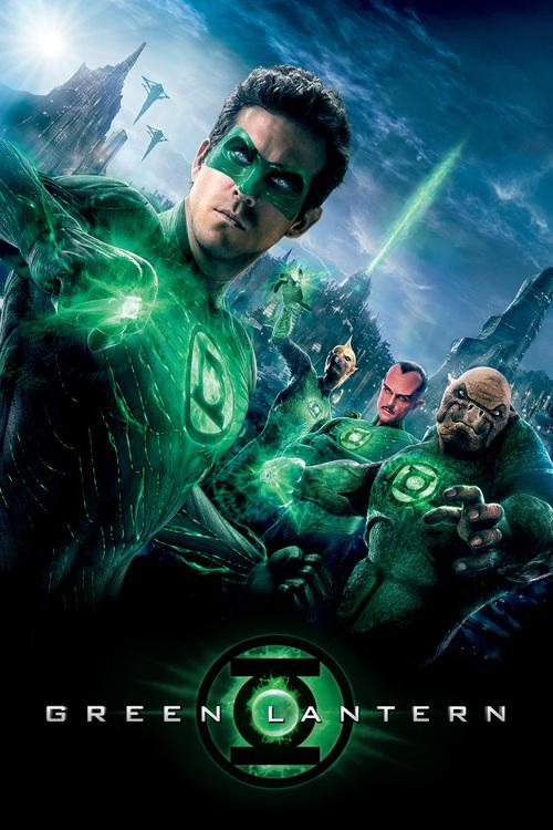 Green Lantern (2011) posters - Superhero Movies