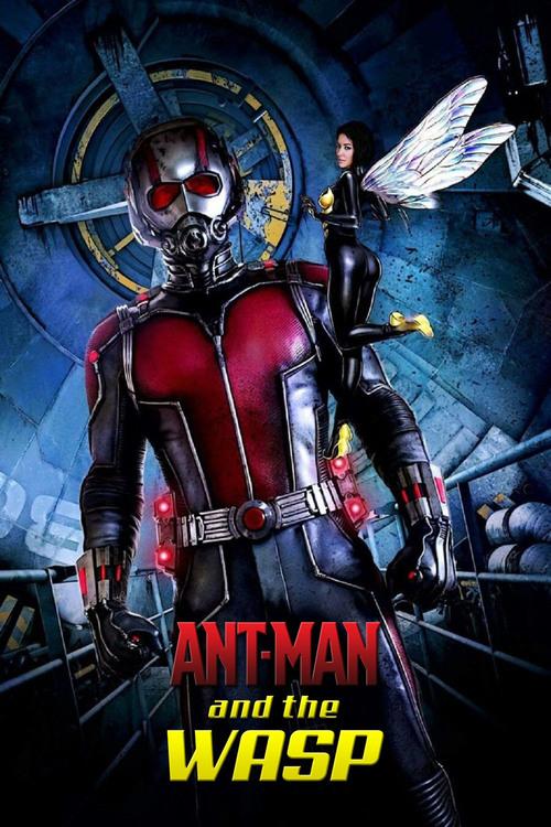 ผลการค้นหารูปภาพสำหรับ ant man 2 poster 2018