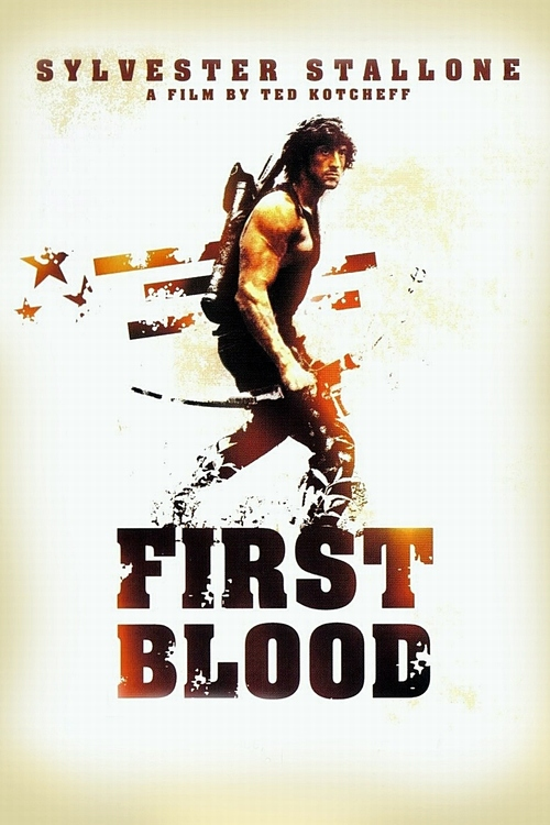 an overview of the movie first blood by ted kotcheff Chicago sun-times roger ebert until the last twenty or thirty minutes, however, first blood is a very good movie, well-paced, and well-acted not only by stallone (who invests an unlikely character with great au.