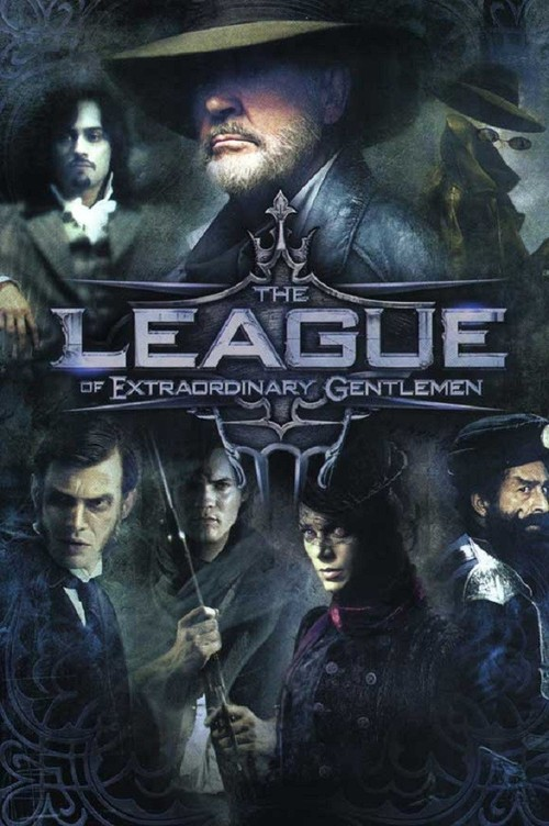 The League Of Extraordinary Gentlemen 2003 Posters Superhero Movies