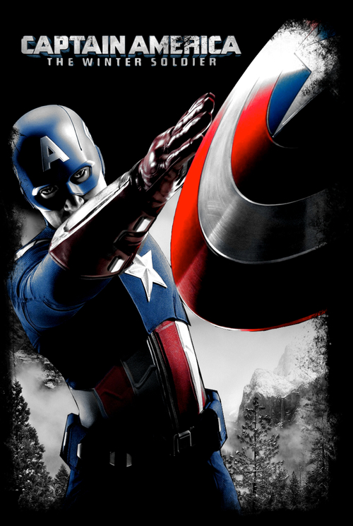 Captain America: The Winter Soldier (2014) posters ...
