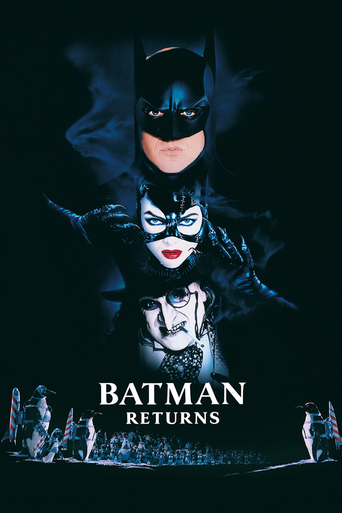 Batman returns 1992 posters superhero movies - Super batman movie ...