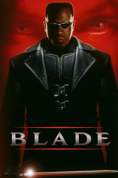 Blade (1998) - Superhero Movies