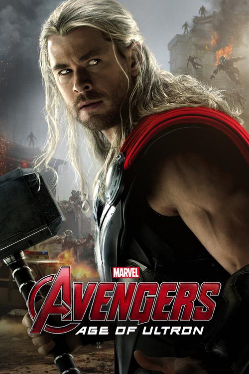 Watch Avengers: Age of Ultron (2015) Online Full