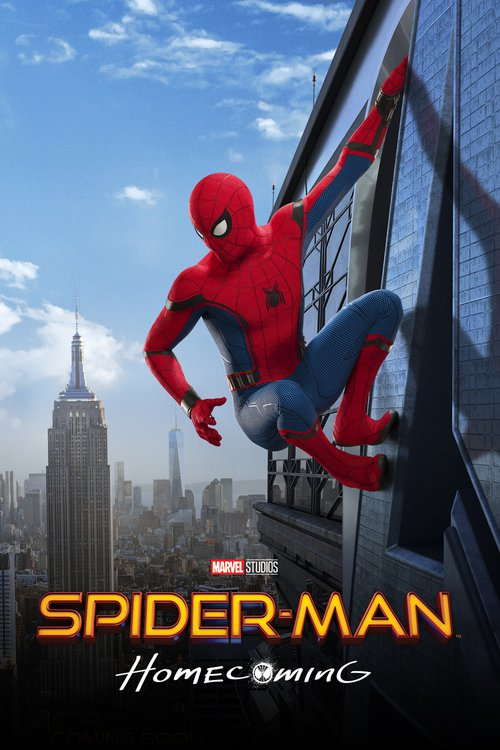 Spider-Man: Homecoming (2017) posters - Superhero Movies