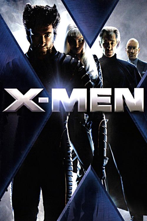 X Men 2 United (2003) Hindi Dubbed BRRip Full Movie